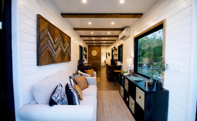 Cargohome Shipping Container Tiny House Apartment Therapy