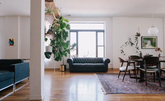 House Tour A Plant Filled Thoughtful Chicago Home