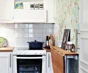 space savers for small kitchens