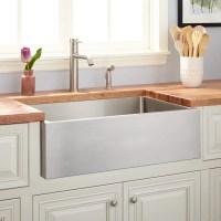 Apron Front Farmhouse Sinks: Our Best, Budget Picks ...