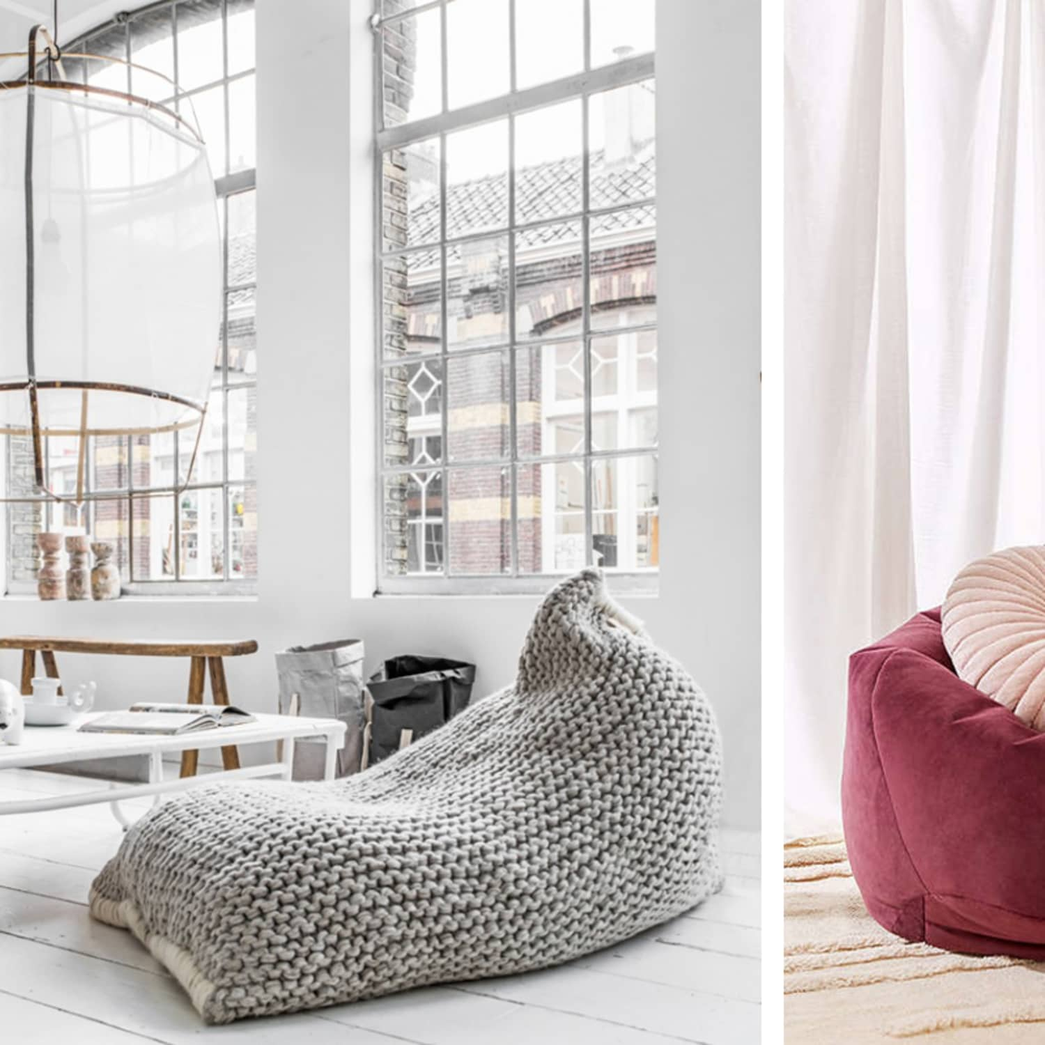 Luxury Bean Bag Sofas | Fuf Bean Bag Sofa Luxury Beanbags ...