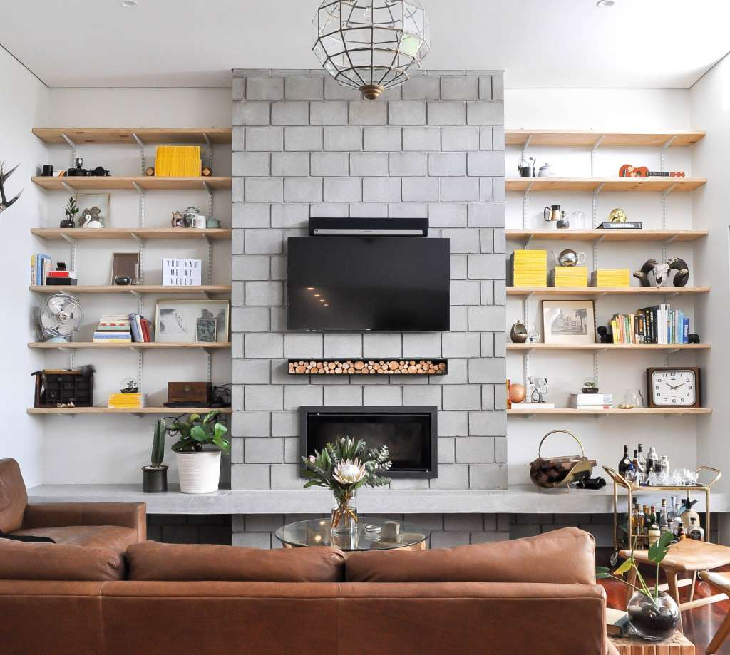 living room fireplace off centered small layout ideas uk tips for hanging a flat screen tv over apartment therapy 64c0014d769edbb2dba39793a0aea10406ac7c6e