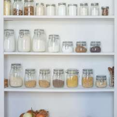 Kitchen Cabinet Cleaner Recipe Menards Kitchens Why Shallow Pantry Shelves Are The Best Kitchn