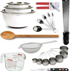 Essential Tools For The Kitchen Faucet Touchless Kitchn 39s Guide To Prep And Utensils