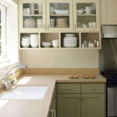 Kitchen Cabinet Cleaner Recipe 2 Drawer Base An Open Shelving Twist Cubbies Kitchn