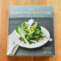 Sprouted Kitchen Book Cottage Style Cabinets The By Sara Forte Kitchn