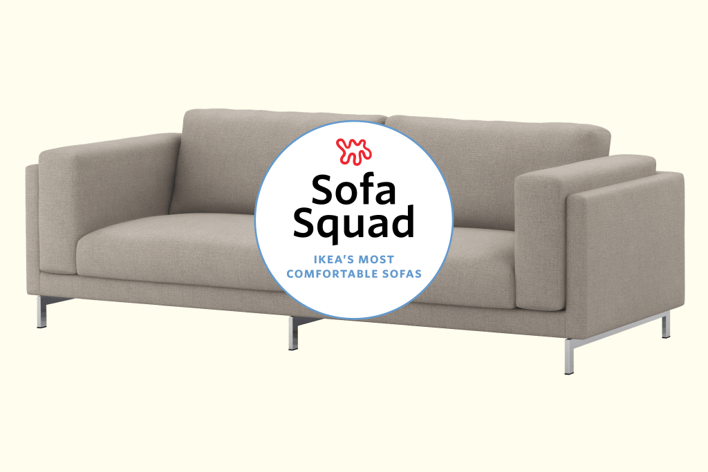 most comfortable ikea sofa how to clean linen cotton the best sofas apartment therapy