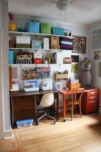 Small Space Living: 5 Craft Storage Secrets for Small ...