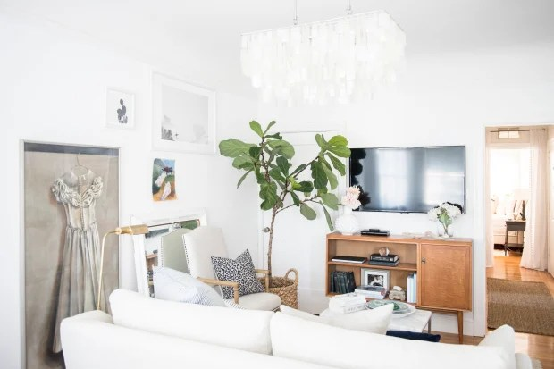 how to decorate living room wall modern furniture best small design ideas apartment therapy