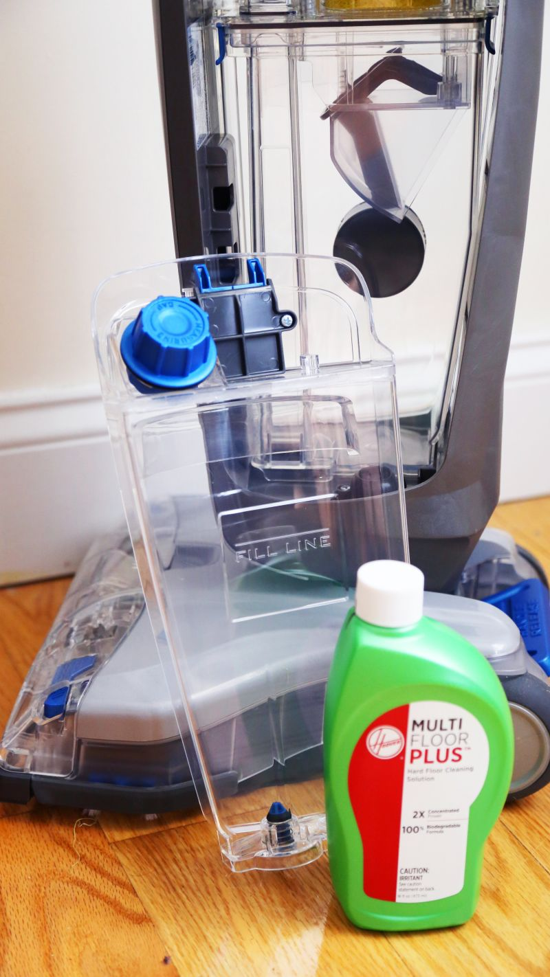 cleaning kitchen floors nook furniture the hoover floormate will make your shine kitchn solution
