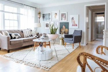 Easy Budget Room Transformation Trick Apartment Therapy