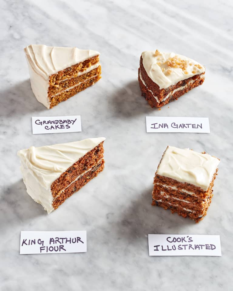 Ina Carrot Cake : carrot, Tried, Popular, Carrot, Recipes, Found, Kitchn