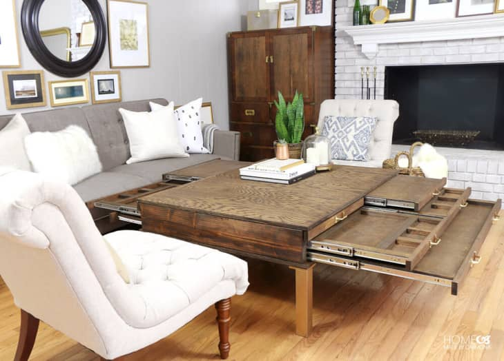 14 diy coffee table ideas easy ways