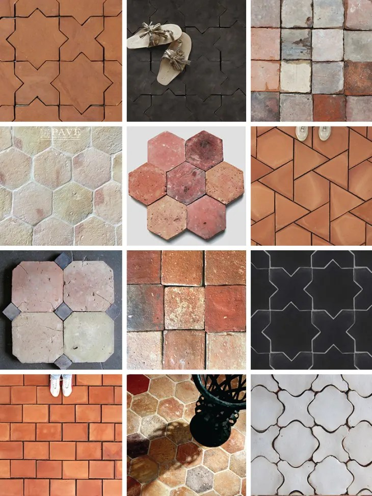 the most beautiful terracotta tiles 24