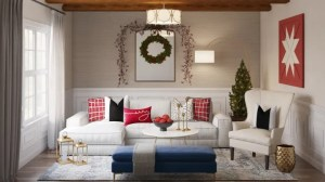 backgrounds holiday festive therapy apartment