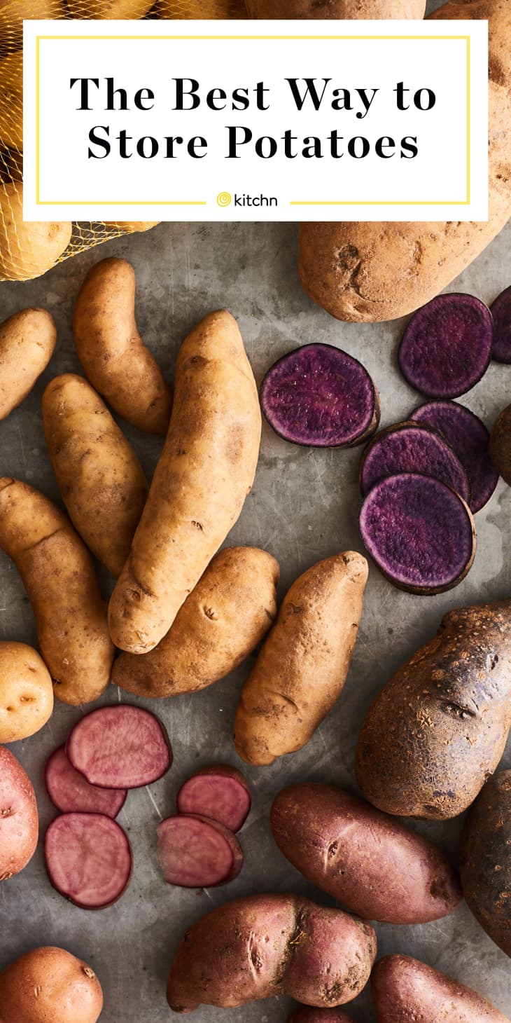 Do Sweet Potatoes Cause Gas : sweet, potatoes, cause, Store, Potatoes, Storage, Fresh, Kitchn