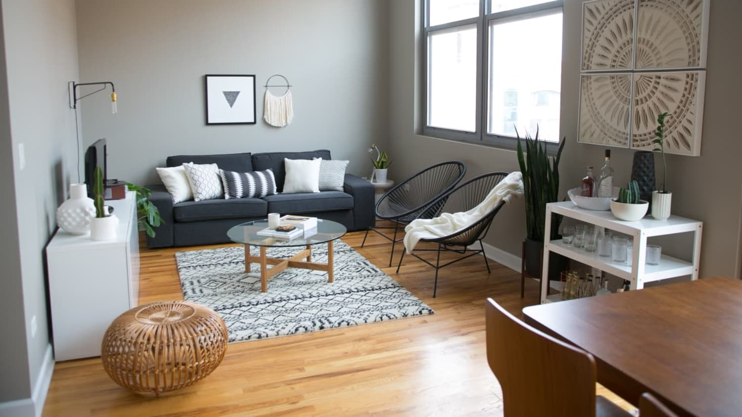 Our 35 Best Gray Living Room Ideas Of All Time Apartment