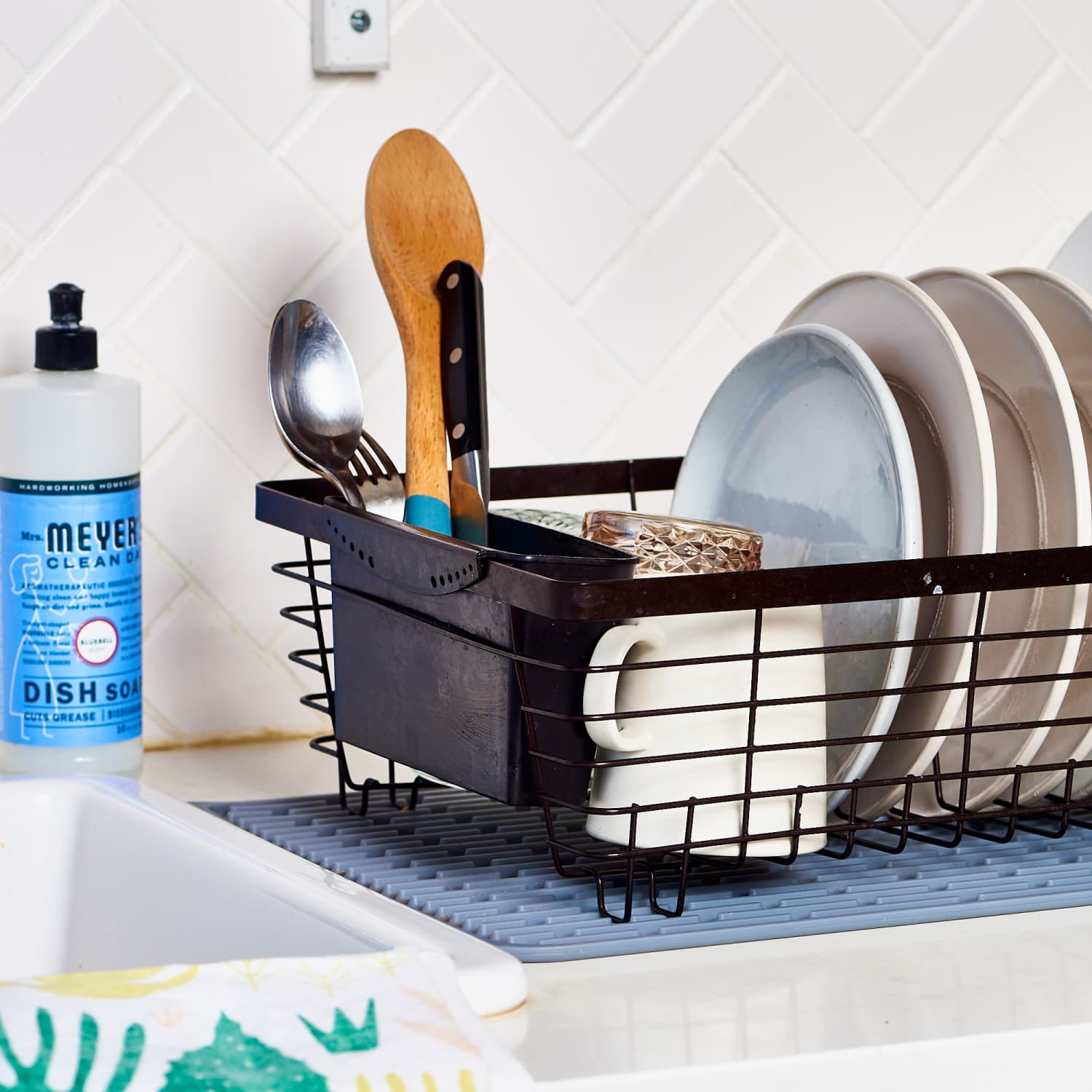 clean your dish rack