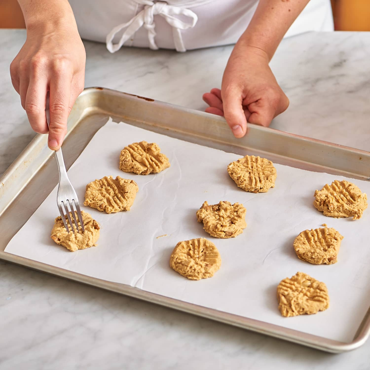 to organize your cookie sheets
