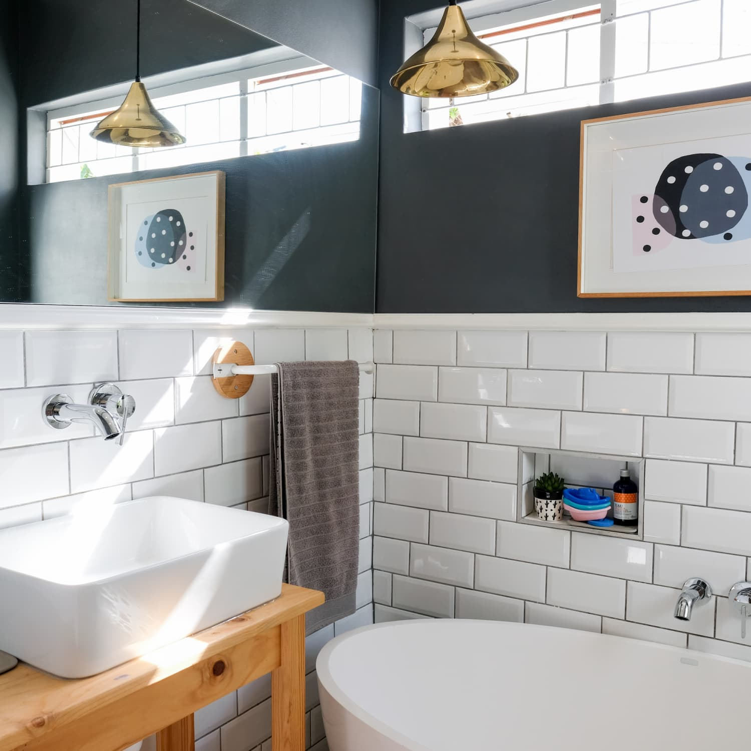 how to refinish tile apartment therapy