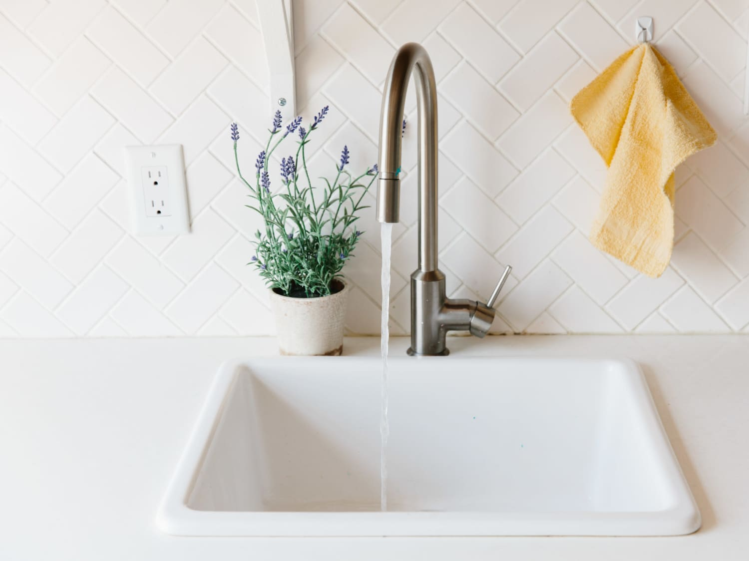 how to fix a slow draining sink