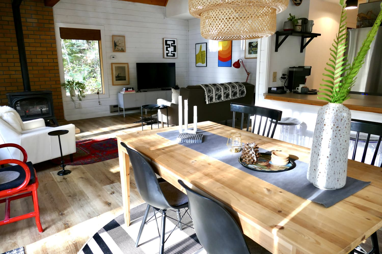 Flipboard This Scandinavian Inspired Mountain Cabin Is Very