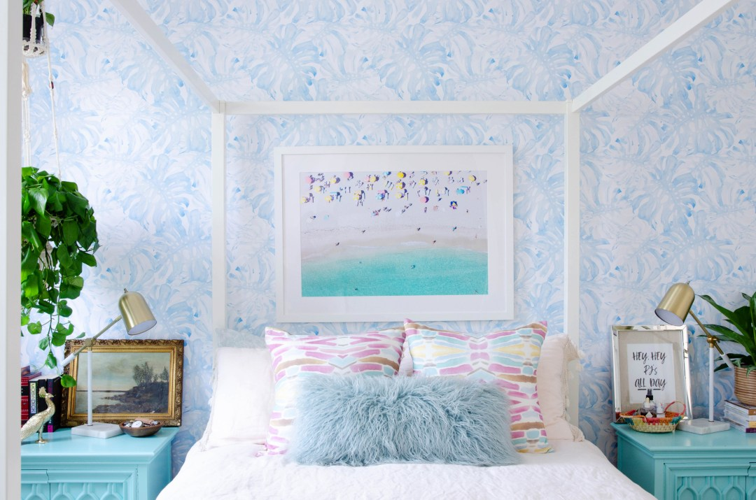 8 Patterned Wallpapers That Are Totally Removable
