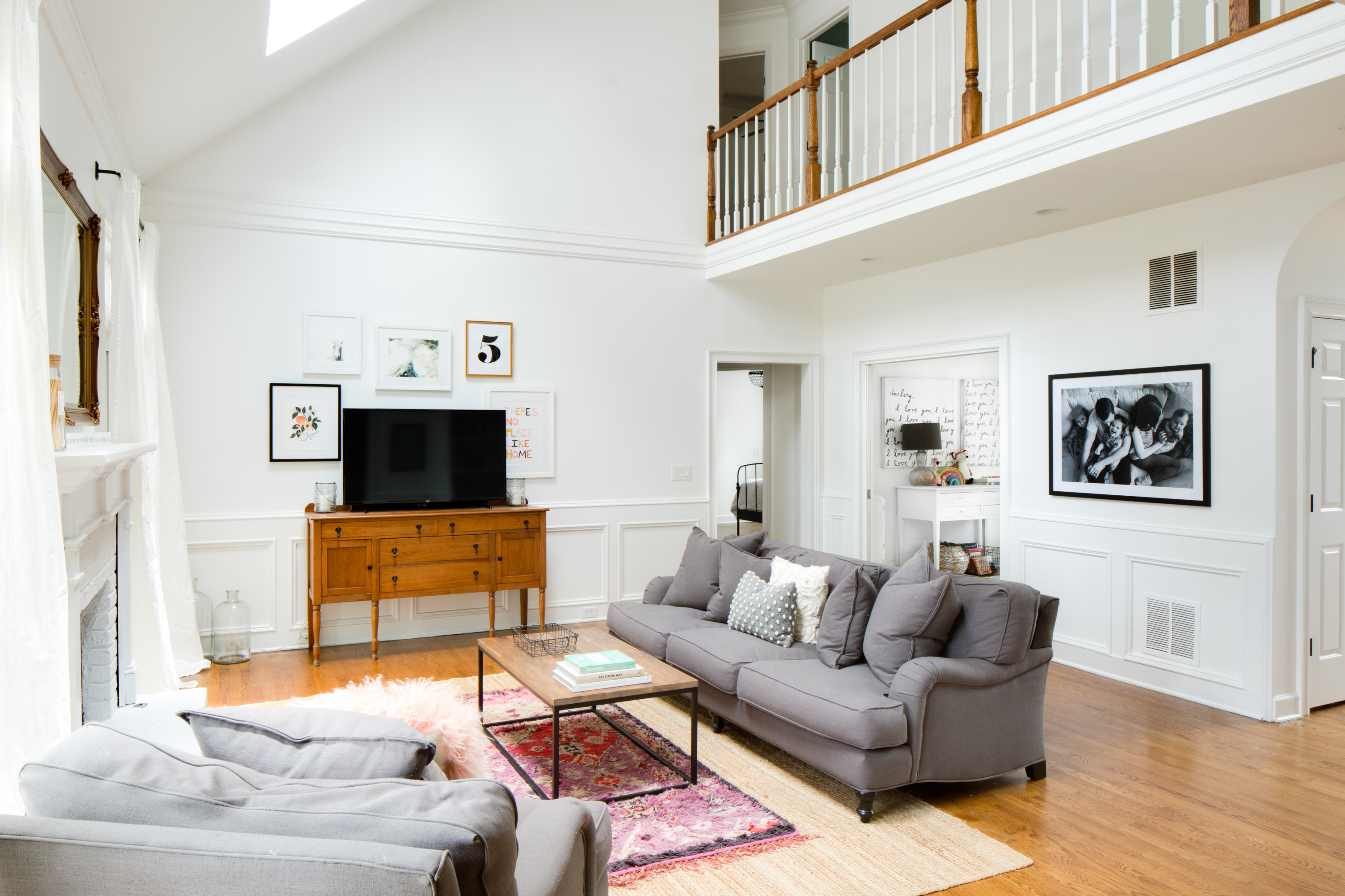 The Real Difference Of A Living Room Vs A Family Room Apartment Therapy