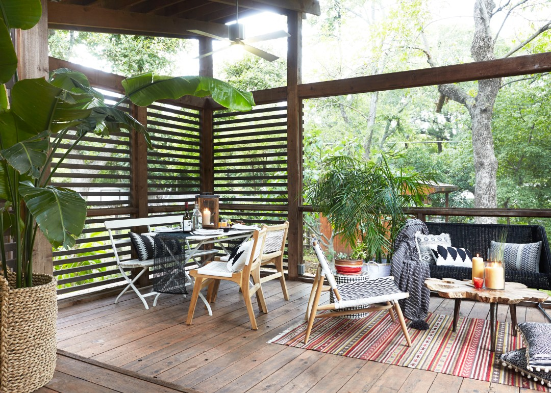 6 Outdoor Folding Chairs So Nice You'll Totally Want to Use Them Inside