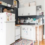 40 Best Small Kitchen Design Ideas Decorating Tiny Apartment Kitchen Pictures Apartment Therapy
