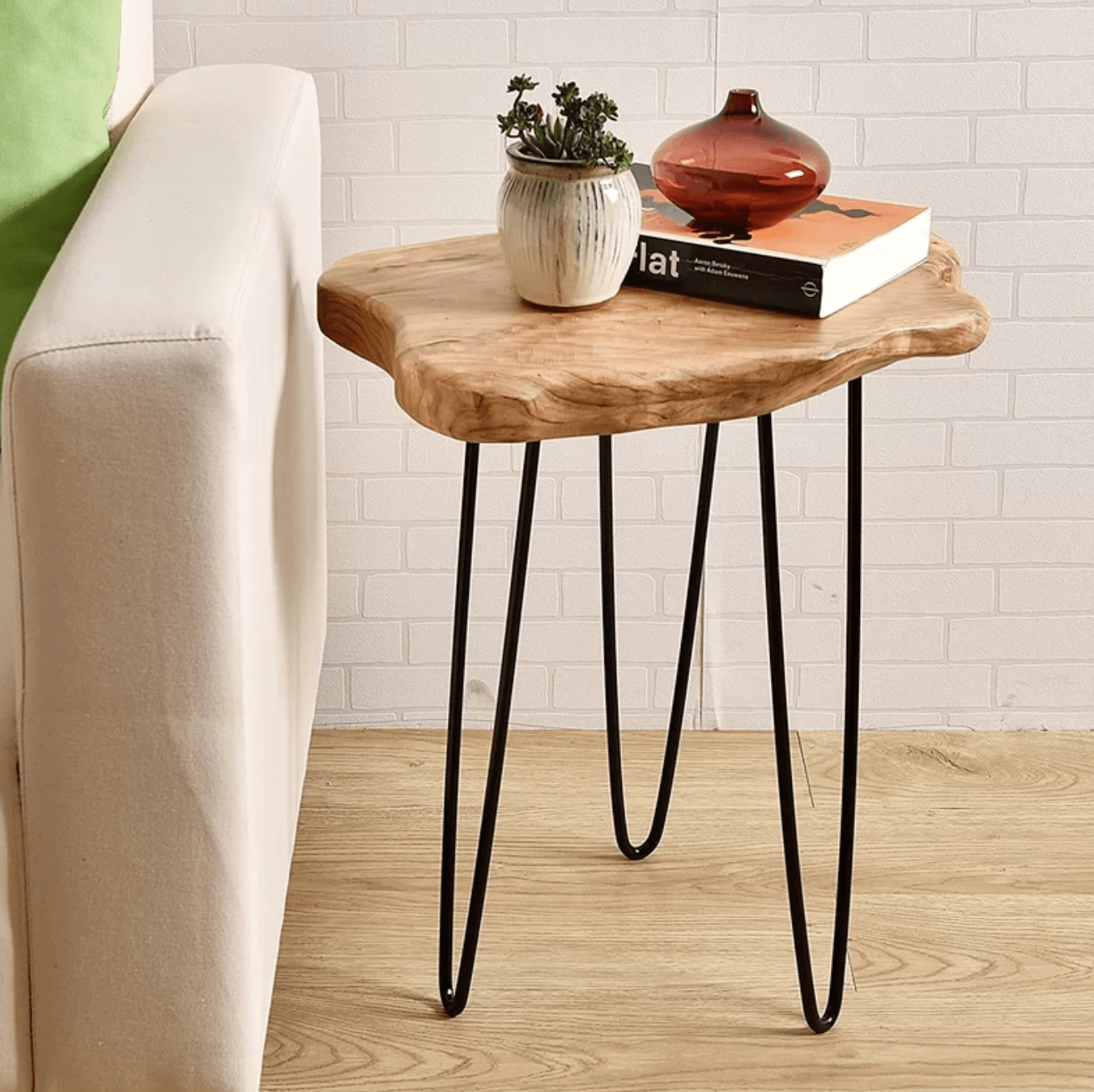 the best wood slice tables for your