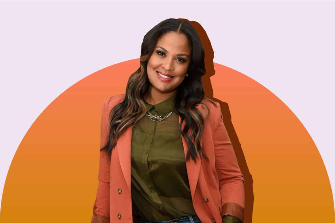"Laila Ali Looks Back on Her ""Comfortable, Beach-y, and Organized"" First Apartment"