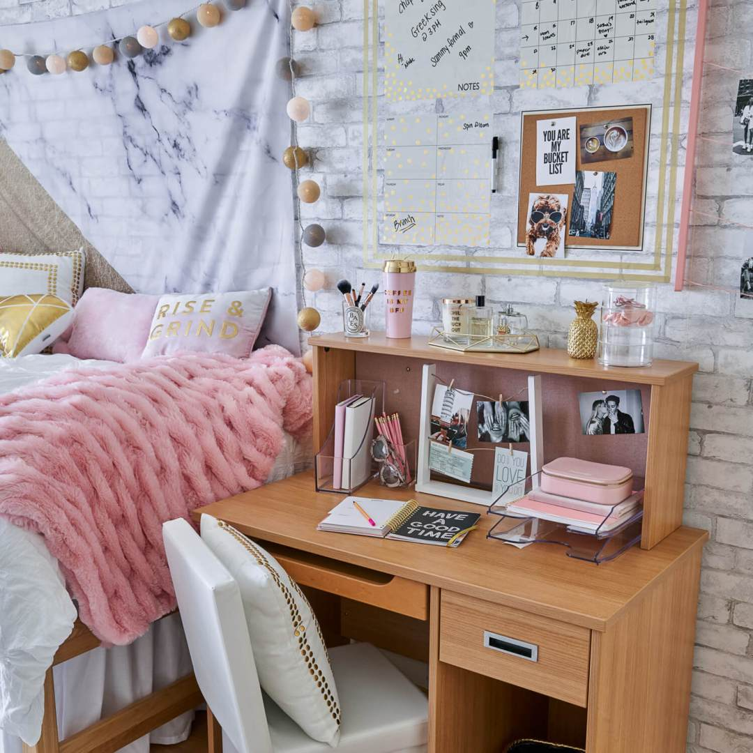 The Best Removable Wallpaper For Your Dorm, Based On Your Personal Style