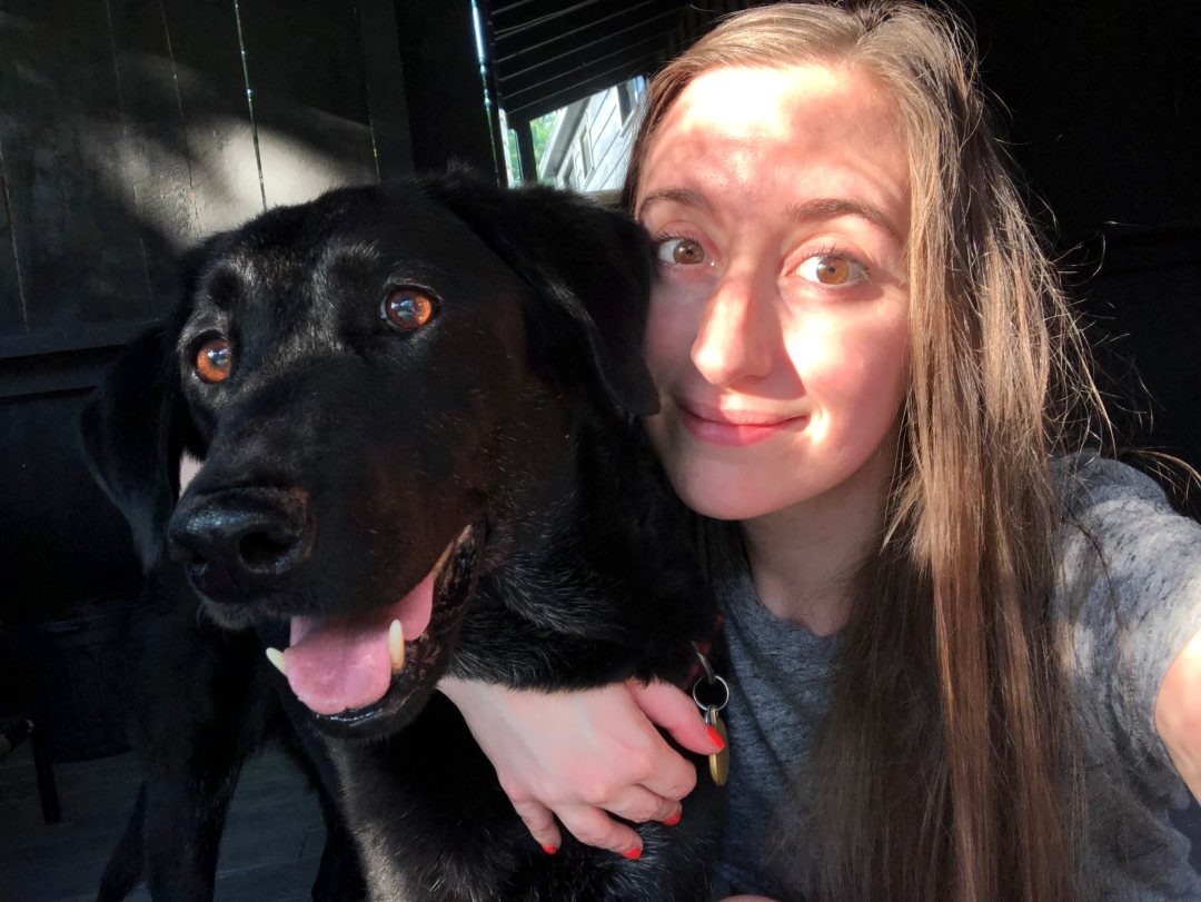 I Tried That Tennis Ball Phone Attachment to Improve My Dog Selfies, And It Kinda Worked