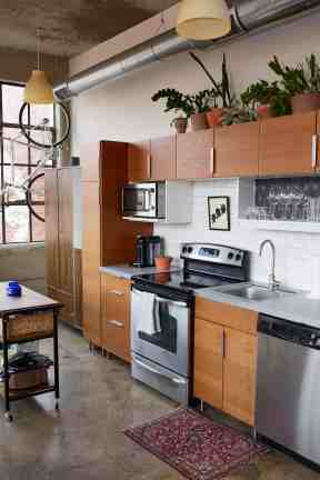 What To Do With Space Above Kitchen Cabinets 10 Cabinet Top Ideas Apartment Therapy