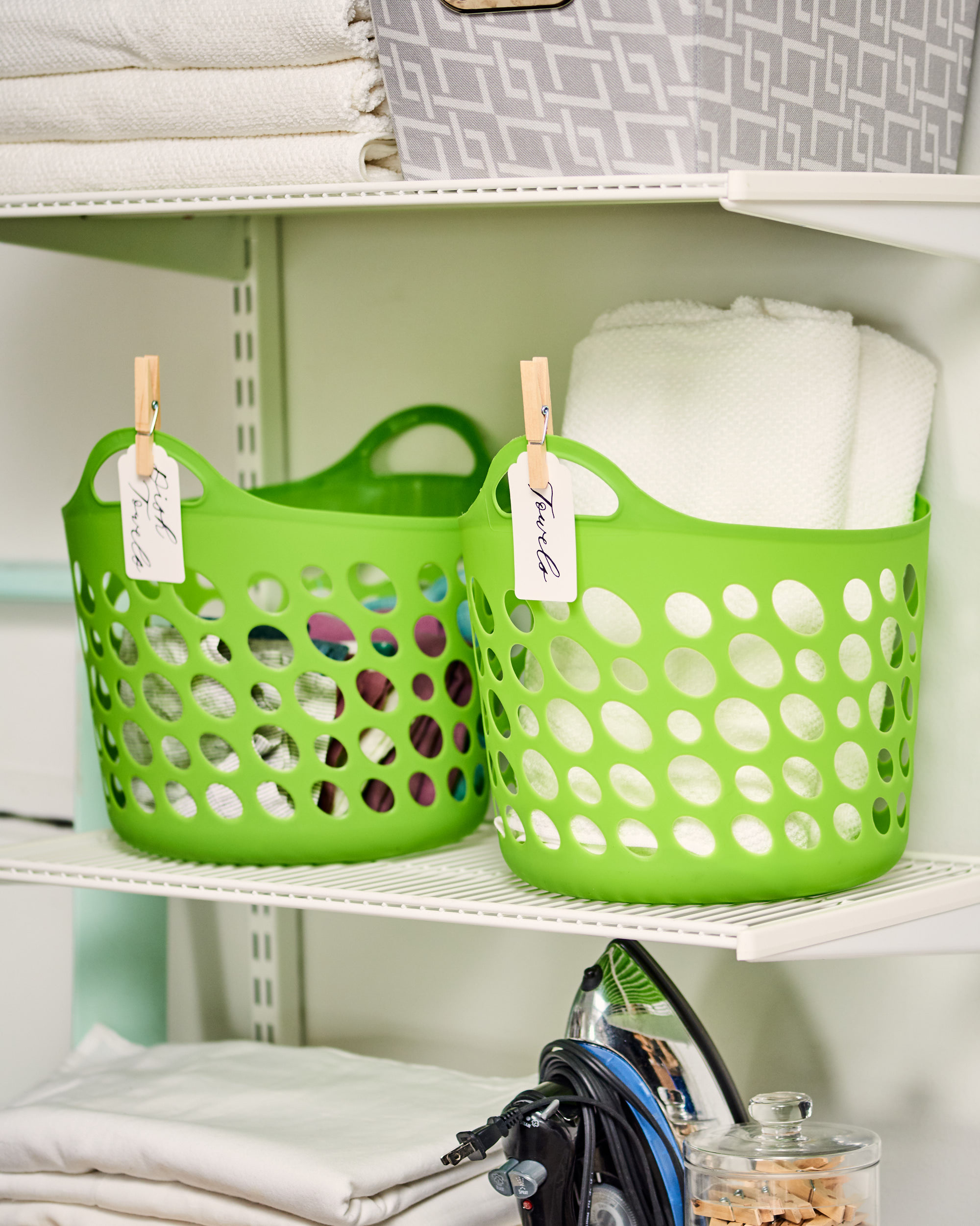 The 12 Best Dollar Store Organizing Ideas Apartment Therapy
