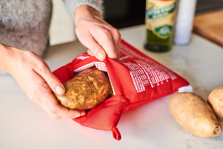 potato express microwave bag review
