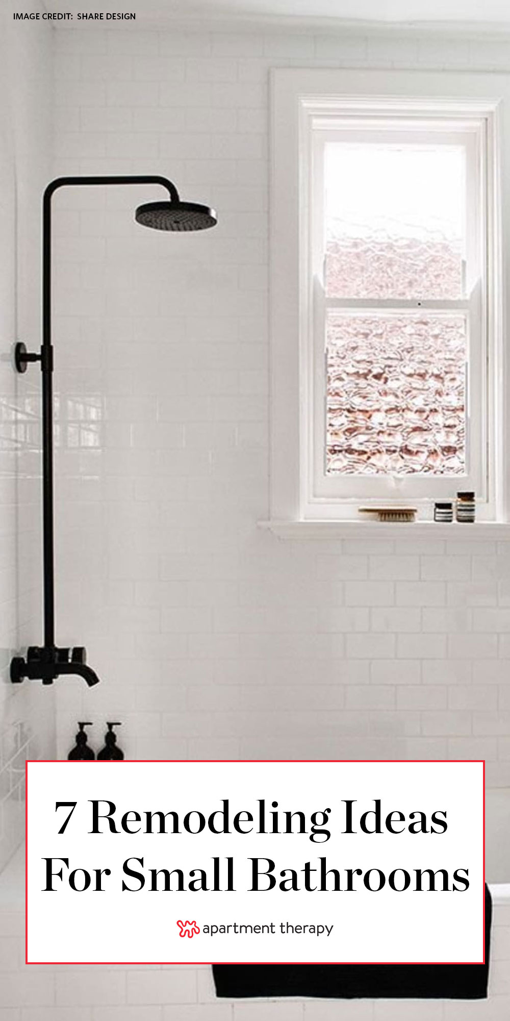 7 Small Bathroom Remodel Ideas Renovation Pictures Of Small Bathrooms Apartment Therapy