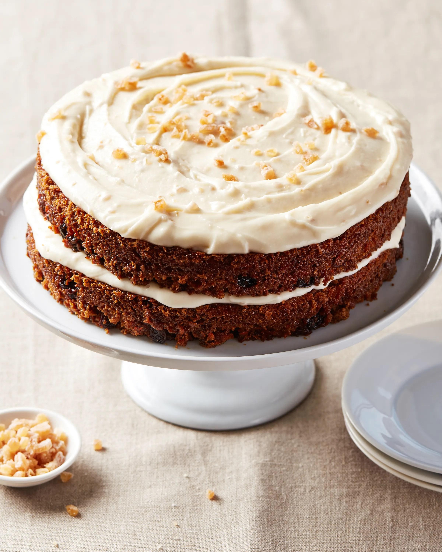 Ina Carrot Cake : carrot, Tried, Garten's, Carrot, Recipe, Kitchn