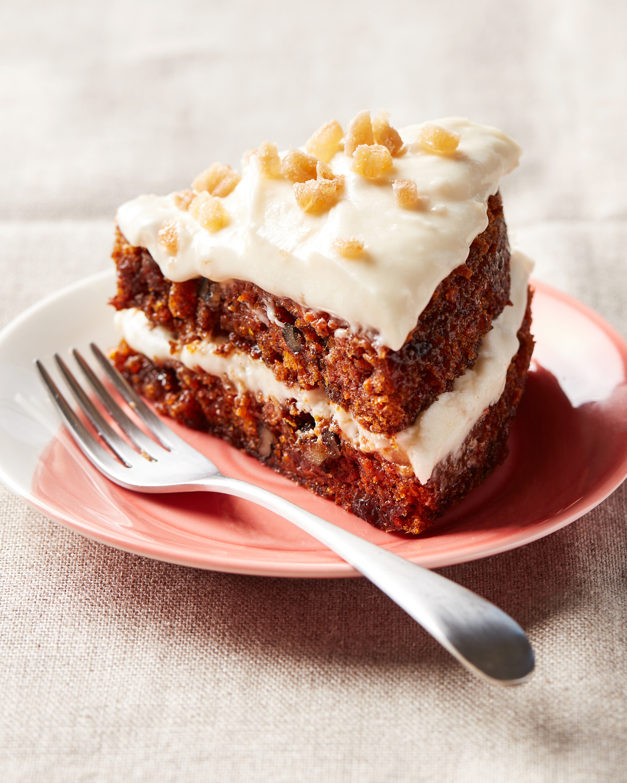 Carrot Cake Snackdwon — Martha Stewart Vs. Ina Garten