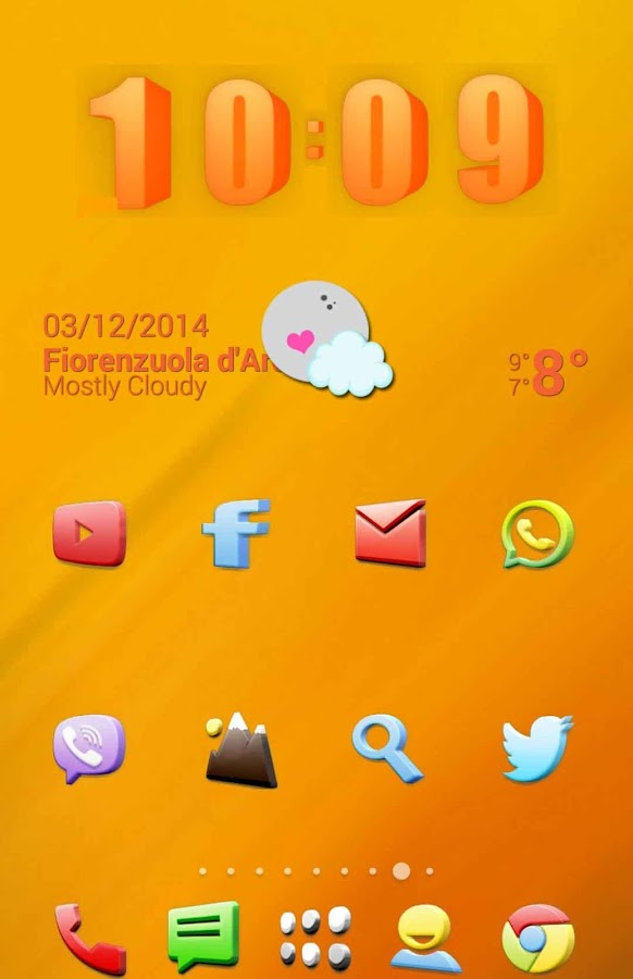 D Icon Pack
