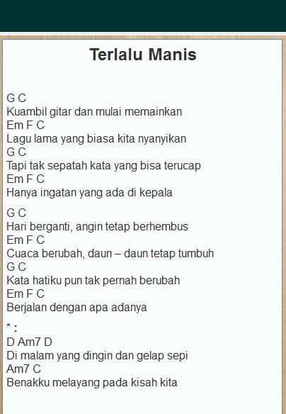 Chord Slank Gemerlap Kota : chord, slank, gemerlap, Lirycs, Slank, Download, Android, Books, Reference