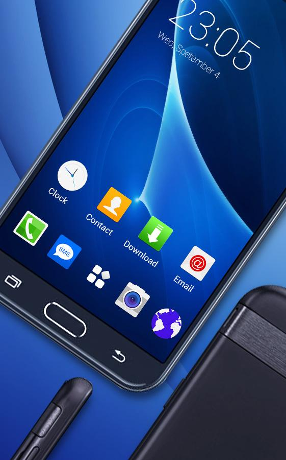 Theme For Samsung J7 Prime Wallpaper Galaxy Skin 2 1 6