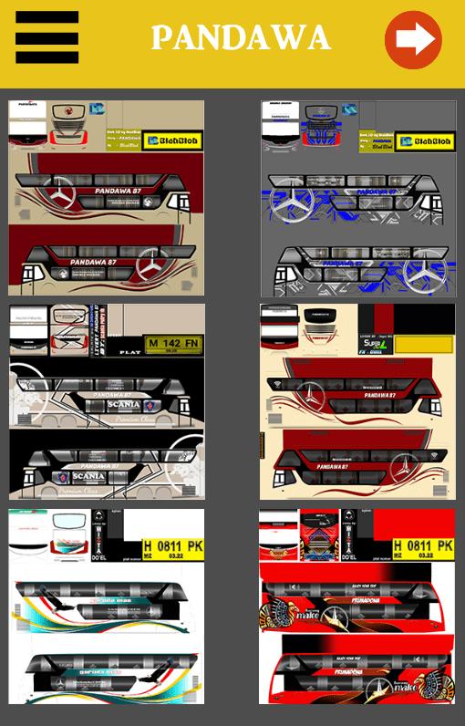 Download Livery Bussid Double Decker : download, livery, bussid, double, decker, Download, Livery, Bussid, Double, Decker, Jernih