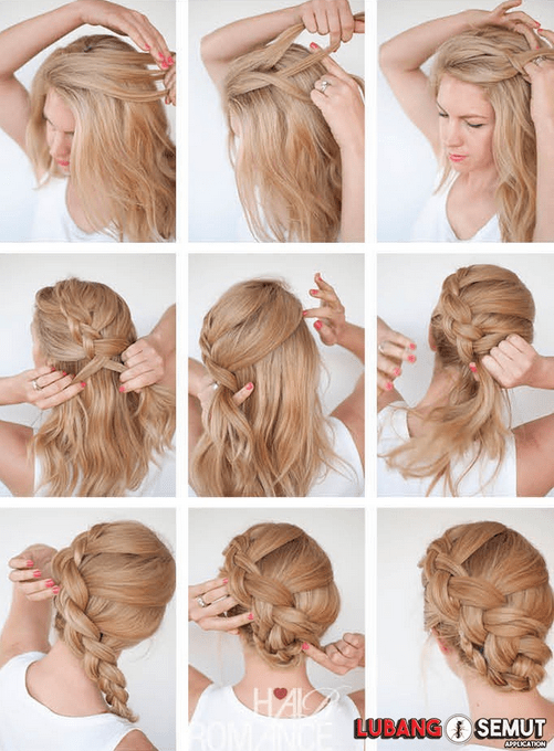 Hairstyle 2017 Step By Step 1 3 APK Download Android Стиль жизни