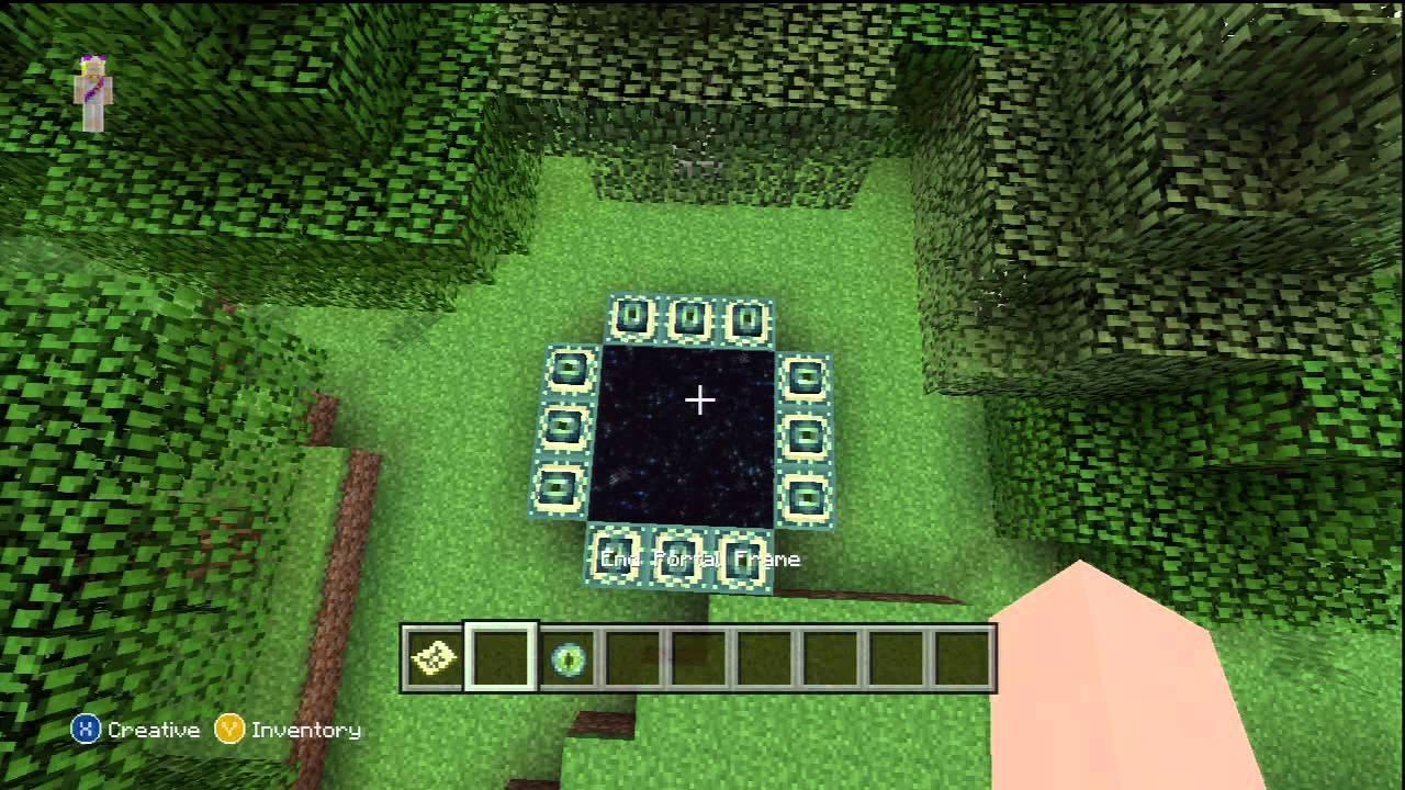 End Portal Mod Minecraft PE 10 APK Download Android