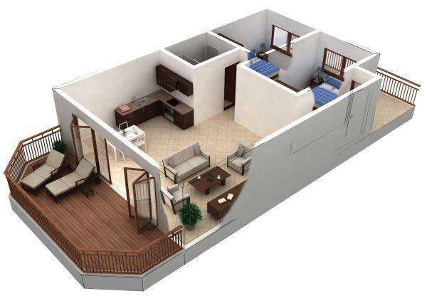 Model Home 3D 10 APK Download  Android Lifestyle Apps