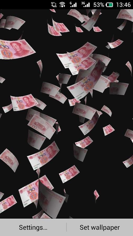 Money Rain Live Wallpaper 1 2 Android