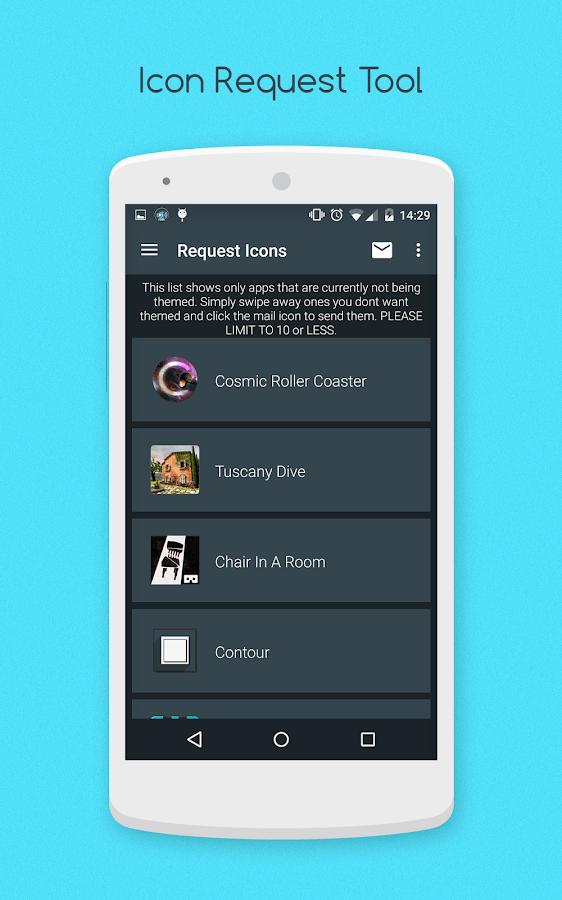 Flair Retro Icon Pack  Screenshot