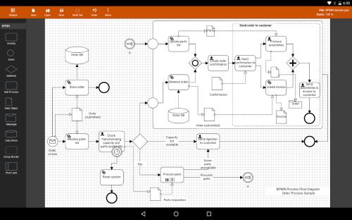 small resolution of flowdia diagrams lite 1 8 3 screenshot 1